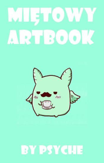 Miętowy Artbook 💚