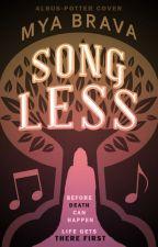 Songless | COMING SOON by shadowsleek
