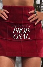 Proposal ☽ c.dallas by papiwrites
