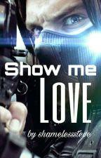 Show me love ◀Stucky▶ by shamelesssteve