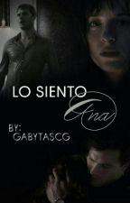 LO SIENTO...ANA by GabytAsCg