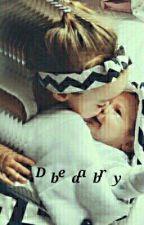 Dear Baby. by onelarryd