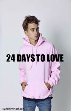 24 Days to Love - Joe Sugg x Reader by hemmingsheart_