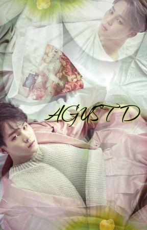 AGUST D (Yoonmin 20+) by CalistaIda99