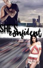 She's confident by MisszBiebah