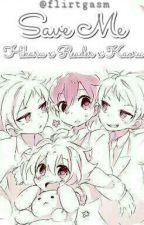 Save me | Hikaru x Reader x Kaoru by flirtgasm