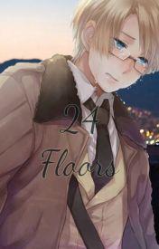 24 Floors  ≫ America ≪ by laffytaffylafayette