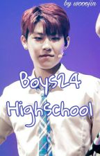 BOYS24 Highschool by wooojin