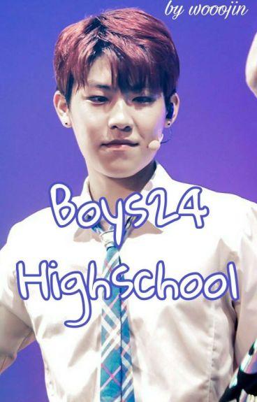 BOYS24 Highschool
