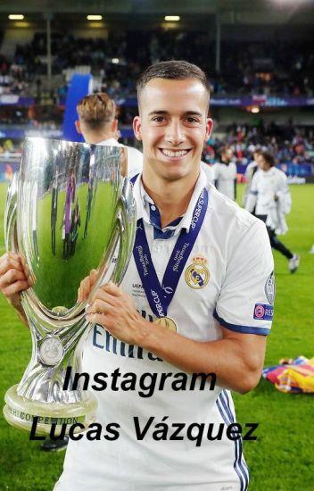 Instagram//Lucas Vázquez