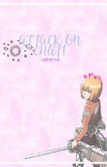 Attack on Chat! ~Ita