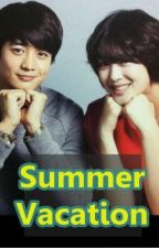 Summer Vacation <3 MinSul <3 Short story by maven1554