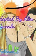 adopted by alex wassabi (joshua xreader) by xxfallenxx13