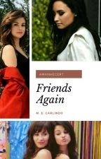 Friends Again by amanhecert