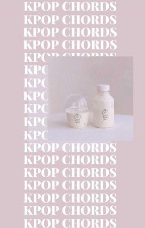 Kpop Chords/ Accords de Kpop by Swearhearty