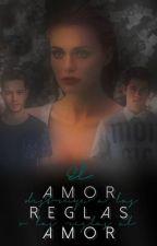 ¿El Amor Destruye A Las Reglas O Las Reglas Al Amor? by AguieGreenwood