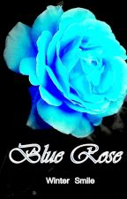 Blue Rose by WinterSmilee