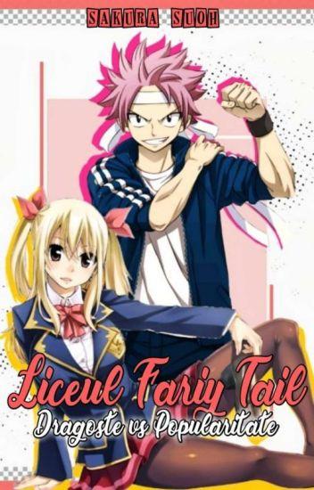 Liceul Fairy Tail : Dragoste Vs Popularitate  ✔
