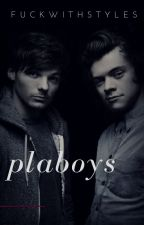 PLAYBOYS by darksexylove