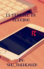It started by texting   Aarmau    discontinued  by MaliaAL12