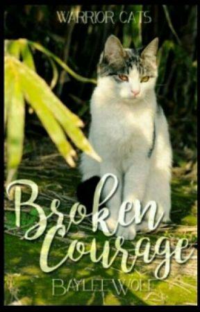 Warrior Cats: Broken Courage [Book 1] by BayleeWolf