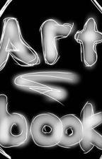 My ART book by pixelNinja180Z