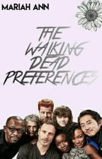 The Walking Dead Preferences by helpmedun