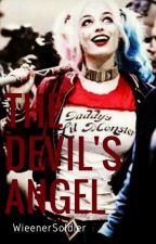 The Devil's Angel ❖ Harley Quinn by GingaR123