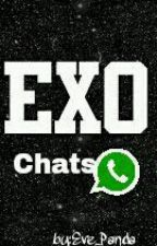 EXO Chats. by Eve_Panda