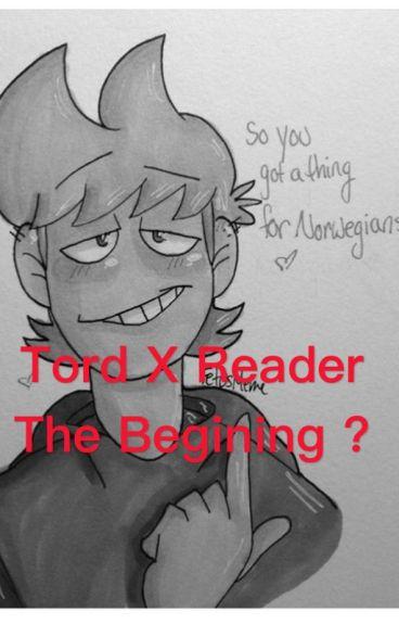 TORD X READER   THE BEGINNING?