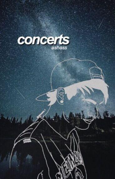 Concerts :: m.clifford