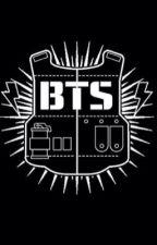 Uma fanfic bem merda sobre BTS by MahLawliet