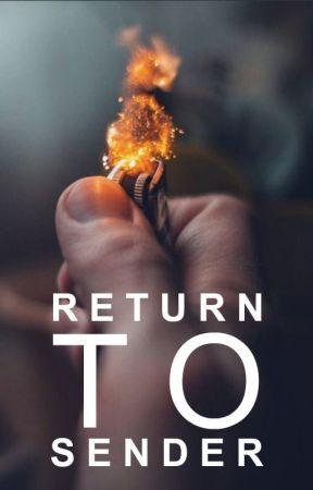 Return To Sender by seeMISARCHIST