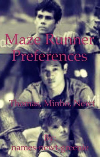 Maze Runner Preferences