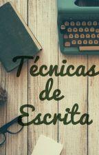 Técnicas de Escrita by TRUltra