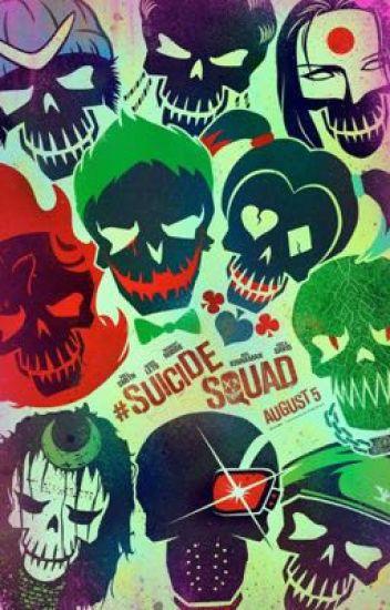 Suicide Squad Smut