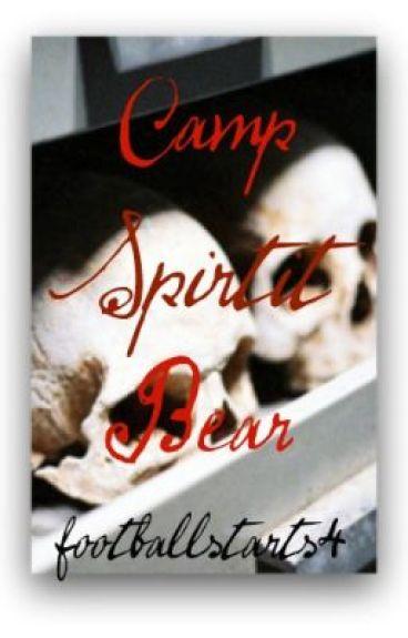 Camp Spirit Bear by footballstars4