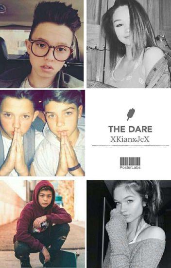 The Dare- Jacob Sartorius Fanfic