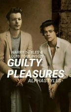 guilty pleasures. larry #wattys2017 by alphastyles-