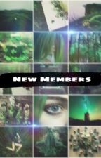 New Members by sharkisha1230
