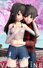 Valentine [Ayano x Budo] by Sabishix