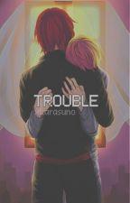 Trouble | Castiel x Nathaniel (Drabble) by xkarasuno