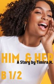 Him & Her [Interracial(B. 1/2)] by TimiraMurray