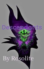Descendants by SecertBlueRose