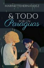 & Todo Por Un Paraguas [Miraculous LadyBug]#RaekenAwards2017 by MarinetteHernandez