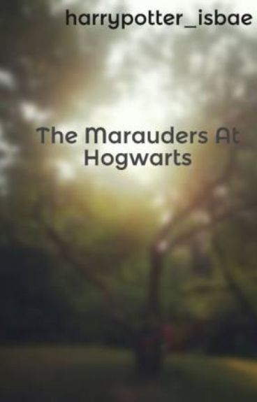 The Marauders At Hogwarts (Editing)