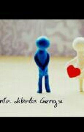 cinta dibalik gengsi rasa itu wattpad