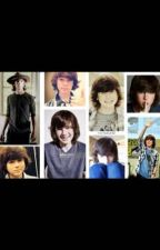 Carl Grimes and Chandler Riggs Imagines by Ellyce0116