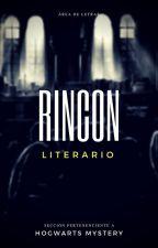 Rincón literario by hogwartsmystery