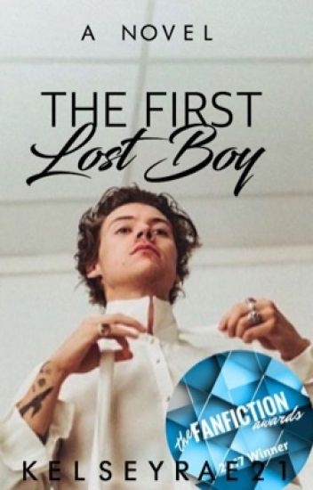 The First Lost Boy (Wattys 2017)